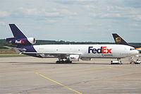 N608FE - MD11 - FedEx