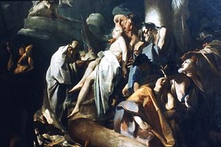 Iphigenia's Sacrifice