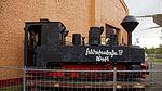 Feldbahnlokomotive im Technik-Museum Speyer.JPG