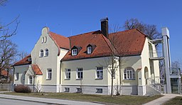 Feldkirchener Straße in Haar
