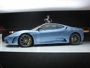 Ferrari 430 Scuderia at NAIAS 08
