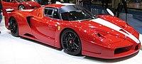 Ferrari FXX thumbnail