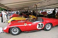 Ferrari TR61, O.Gendebien-P.Hill Winner Le Mans 1961 - Flickr - exfordy.jpg
