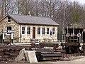 Ferry Meadows Station, Nene Valley Railway - geograph.org.uk - 1777354.jpg