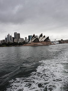 Ferry out of Circular Quay to Taronga Zoo.jpg