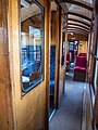Ffestiniog Railway carriage (7819643852).jpg