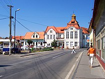 Fiľakovo, square.jpg