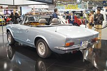 [SCHEMATICS_4CA]  Fiat 124 Sport Spider - Wikipedia | Wiring 1975 Fiat 124 Spider |  | Wikipedia