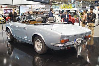 Fiat 124 Sport Spider - 1972 Fiat 124 Sport Spider