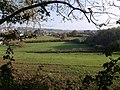 Fields below Kerswell Down Hill - geograph.org.uk - 606823.jpg