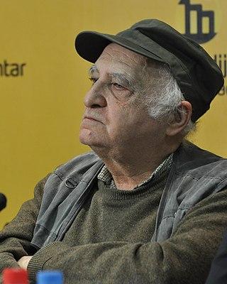 Filip David Serbian writer and screenwriter