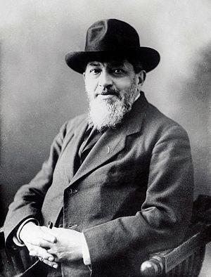 Filippo Turati - Turati c. 1920