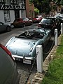 Fine old sports car in Dinham - geograph.org.uk - 1466867.jpg