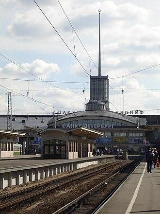 Finland Station - Finlyandsky station