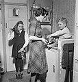 Fireman's Family- Everyday Life in Wartime London, 1942 D12061.jpg