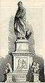 Firenze Monumento a Dante Alighieri in piazza Santa Croce.jpg