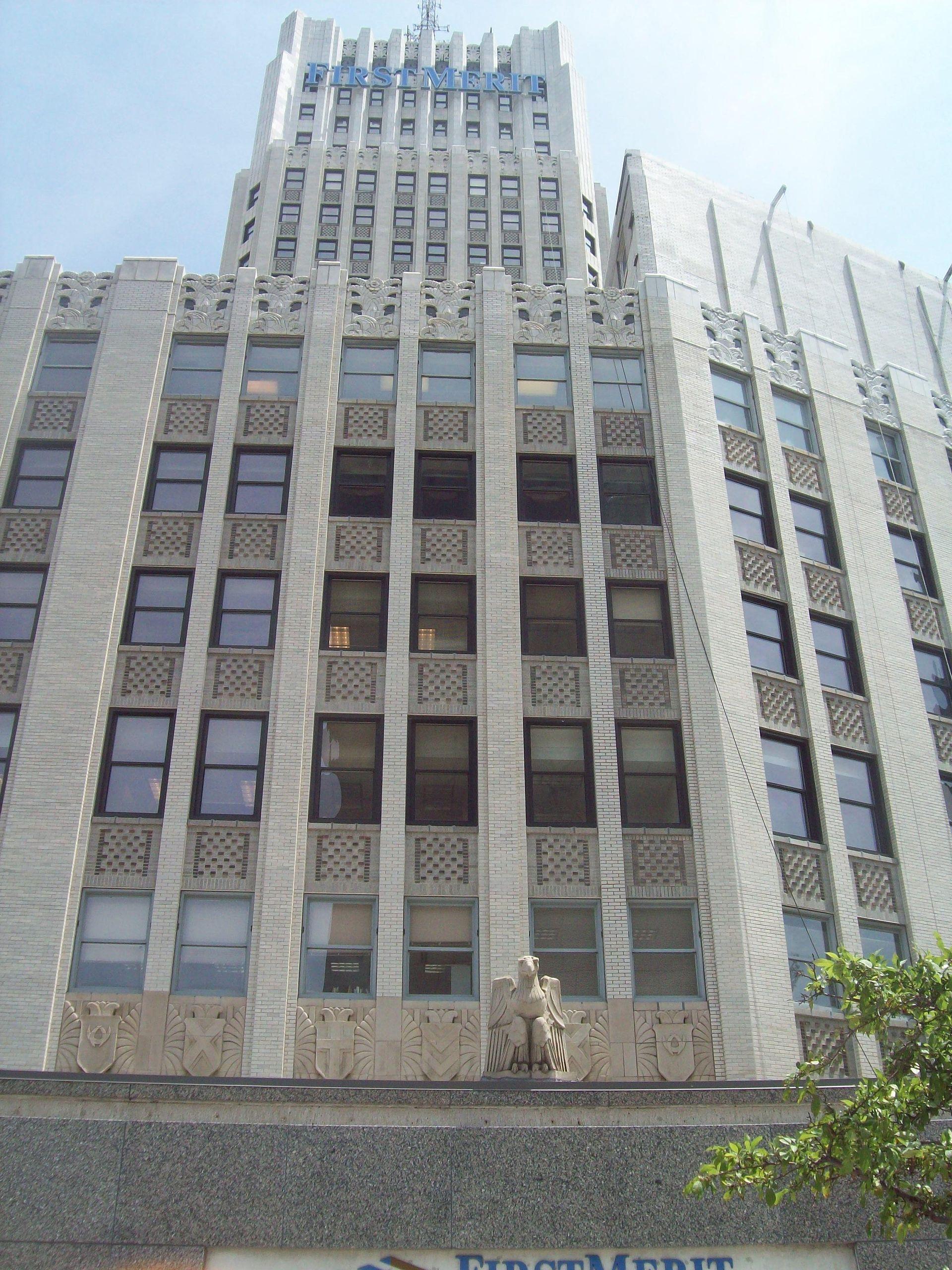 List Of Tallest Buildings In Akron Ohio Wikipedia