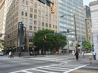 Five Points, Atlanta district of Atlanta, Georgia, United States
