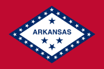 Flag of Arkansas(March 16, 1924)
