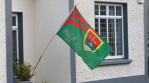 Mayo GAA - Image: Flag of County Mayo