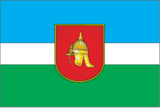Flag of Olevsky raion in Zhytomyr oblast.png