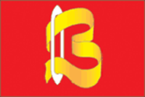 Vichuga - Image: Flag of Vichuga (Ivanovo oblast)