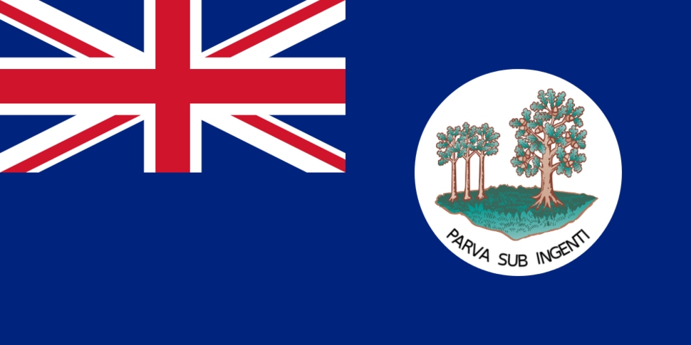 Flag of the Dominion of Prince Edward Island