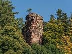 Fleckenstein Felsen klettern P1320026.jpg