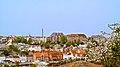 Flensburg City mit Blick auf Duburg und den Hafen - panoramio.jpg