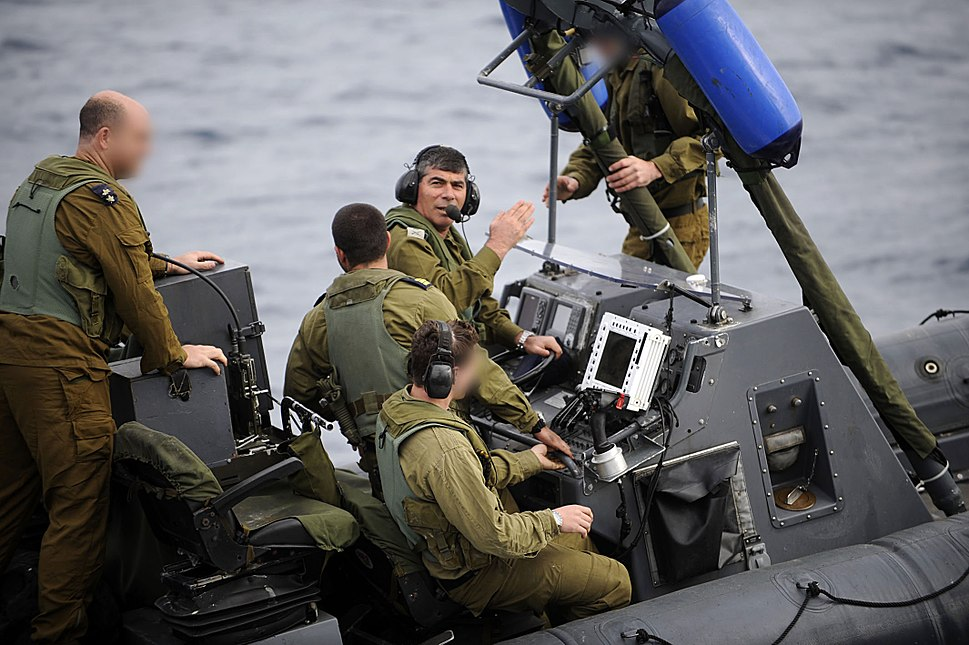 Flickr - Israel Defense Forces - Chief of Staff Visits Navy, Jan 2011 (1)