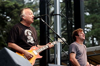 Ween - Ween performing at the Outside Lands Music Festival in 2009