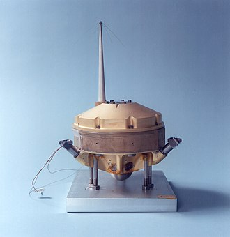 Deep Space 2 - Image: Flight 1 probe of Deep Space 2 in Pre Impact Configuration Microprobe 5