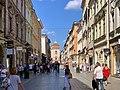 Floriańska Street in Kraków, Poland, September 2019.jpg