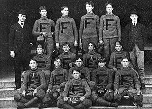 1902 Florida State College football team - Image: Florida state seminoles 1902