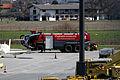 Flughafen Innsbruck im Frühling - Feuerwehr auf Standby (6904177780).jpg