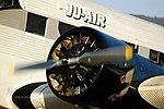 Flugplatz Bensheim - Junkers Ju-52 - HB-HOS - 2018-08-18 19-28-28.jpg
