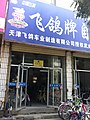 Flying Pigeon, Bicycle Shop, Wuwei - panoramio.jpg