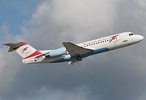 Tyrolean Airways - Tyrolean Fokker 70