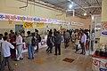 Food Court Interior - 40th International Kolkata Book Fair - Milan Mela Complex - Kolkata 2016-02-02 0452.JPG