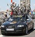 Footon Servetto Tour 2010 stage 1 start.jpg