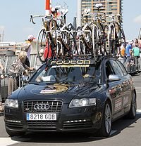 Footon Servetto Tour 2010 stage 1 start.jpg