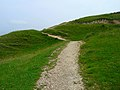 Footpath Through the Ramparts - geograph.org.uk - 495485.jpg