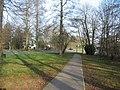 Footpath by Pack Lane - geograph.org.uk - 723117.jpg