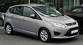 Ford C-Max 1.6 TDCi Trend (II) – Frontansicht (1), 30. Juli 2011, Mettmann.jpg