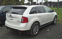 Ford Edge China Facelift