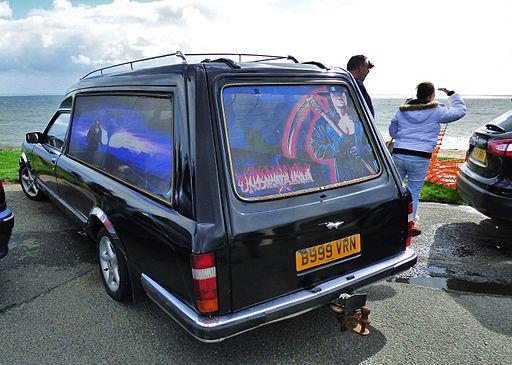 Ford Granada 'Undertaker' (22624129572)