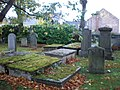 Forgotten spot in a church graveyard - geograph.org.uk - 1027338.jpg