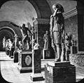 Former organization of the Greek antiquities rooms of the Louvre museum.jpg
