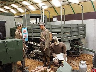 Somua - Image: Fort de Fermont and its museum SOMUA MCL6 heavy artillerie tractor pic 1
