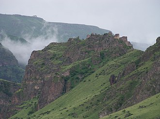 Tmogvi - Image: Fortress of Tmogvi